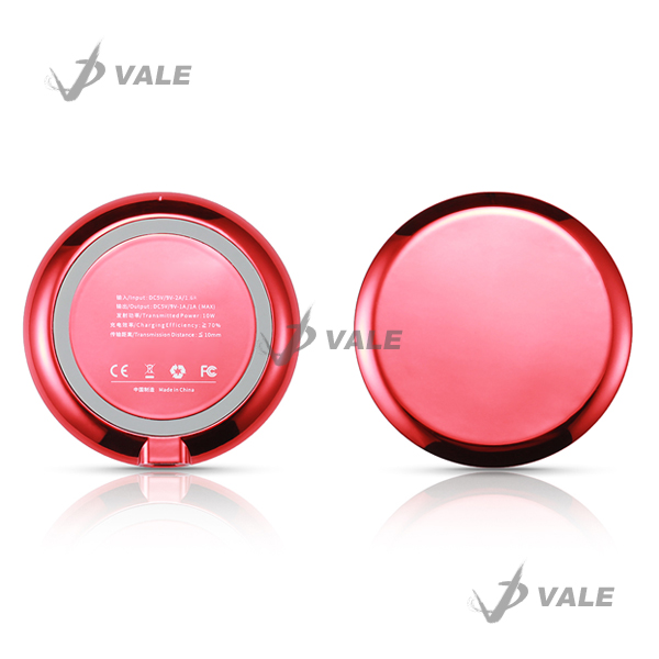 Linon Series Wireless Charger RP-W11 Red